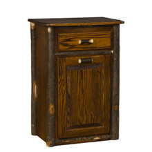 BRG Rustic Tilt-Out Trash Bin