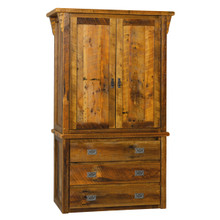 WD-354 Western Deluxe Armoire