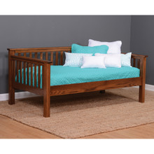 BRW 9010 Classic Mission Day Bed