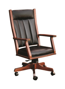 BR-MOC250 Office Chair, Mission Style