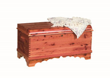 CR37-11 Small Summerfield Cedar Chest