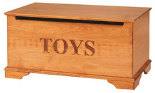 CR411-44 Maple Toy Chest