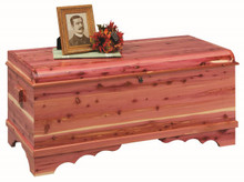 CR72-11 Medium Summerfield Cedar Chest
