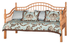 CWF1130 Double Bow Day Bed