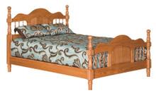 CWF1159 Panel Queen Bed