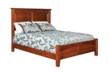 CWF403 Shaker Panel Queen Bed