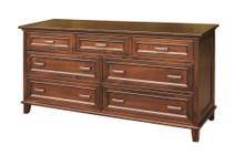 """CWF612 Brooklyn 66"""" Dresser"""