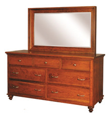 CWF912-949 Duchess Dresser with Mirror