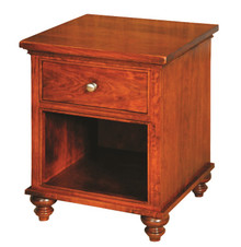 CWF925 Duchess 1-Drawer Nightstand