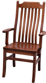 G06-10 Bunker Hill Arm Chair
