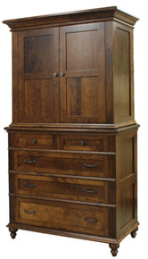 JL 103 Plymouth Armoire