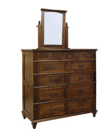 JL 106 Plymouth Ladies Dressing Chest