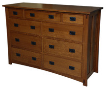 "JL 505 Dutch County Mission 70"" Mule Dresser"
