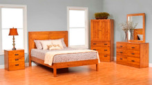 MHF Crossan Panel Bedroom Suite