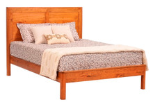 MHF Crossan Panel Queen Size Bed