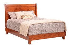 MHF Crossan Sleigh Queen Size Bed