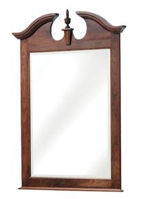 MHF Elegant River Bend Dresser Mirror