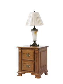 "MHF Journeys End 22"" Nightstand 2-Drawer"