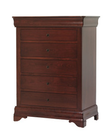 MHF Louis Phillipe Chest of Drawers