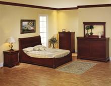 MHF Louis Phillipe Euro Bedroom Suite