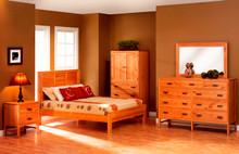 MHF Lynnwood Panel Bedroom Suite
