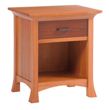 "MHF Oasis 26"" Nightstand, 1-Drawer"