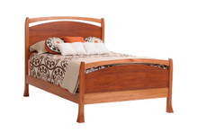 MHF Oasis Queen Size Panel Bed