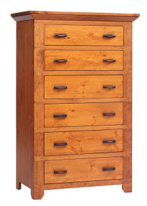 "MHF Redmond Wellington 40"" Chest of Drawers"