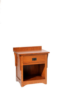 "MHF San Juan Mission 26"" Nightstand, 1-Drawer"