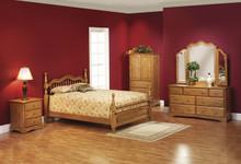 MHF Sierra Classic Crest Bedroom Suite