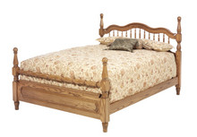 MHF Sierra Classic Queen Size Crest Bed