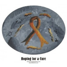 Hoping for a Cure T-Shirt by Jenn Shelton