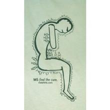 Pin Cushion MS T-Shirt by Brian