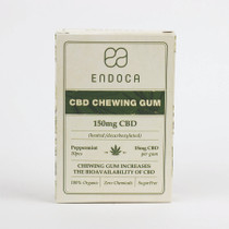 Endoca-Organic Hemp Gum (10 Pack 150mg-15mg/ea)