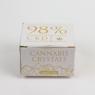 Endoca-CBD Hemp Crystalline (1/2g-98%CBD)