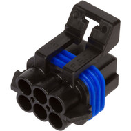 12052848 | Metri-Pack 150 Series 6 Way Female Connector