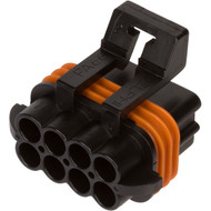 12047937 | Metri-Pack 150 Series 8 Way Female Connector