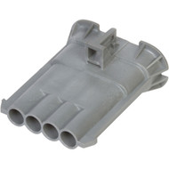12129600 | Metri-Pack 280 Series 4 Way Male Connector