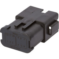 DT04-12PB-P026 | Deutsch DT Series 12 Way Male Double Bussed Connector (6/6)