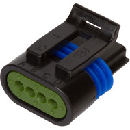 12162188 | 4 Position Female Distributor Module Connector