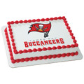 NFL Tampa Bay Buccaneers ~ Edible Icing Image