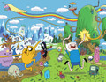 Adventure Time Edible Cake Toppers Edible Image Cake Toppers Frosting Sheets