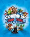 Skylanders Trap Team Edible Cake Topper Image