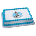 Frozen - Olaf Snowflakes Edible Icing Image Cake Decoration Topper