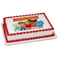 Daniel Tiger's Neighborhood: Neighborhood Friends ~ Edible Icing Image