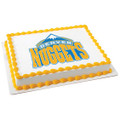 NBA Denver Nuggets ~ Edible Icing Image