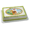 Little Golden Books: The Tawny Scrawny Lion ~ Edible Icing Image