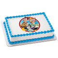 Toy Story 3 Birthday Party! Edible Icing Image