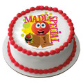 Veggie Tales: Made Special ~ Edible Icing Image