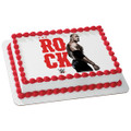 WWE The Rock ~ Edible Icing Image